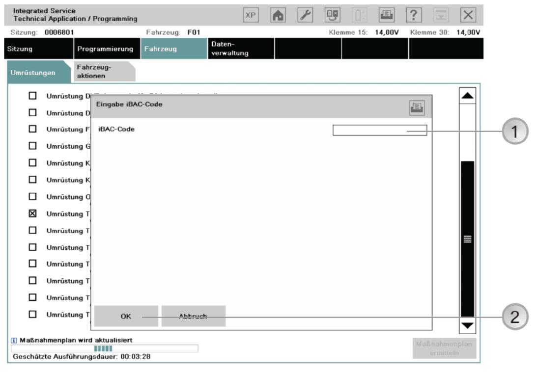 How Use BMW ISTA-P Generate BMW IBAC Enable Codes