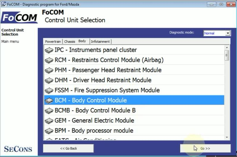 Fcom Download Ford