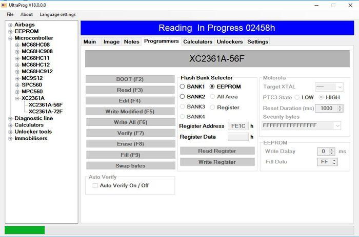 UltraProg Programmer Software Free Download