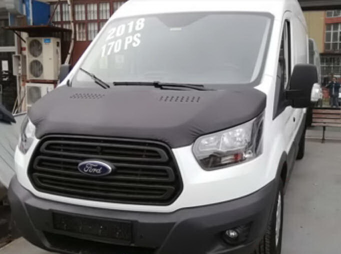 Zed-Full All Keys Lost Programming for Ford Transit 2017+ by OBD