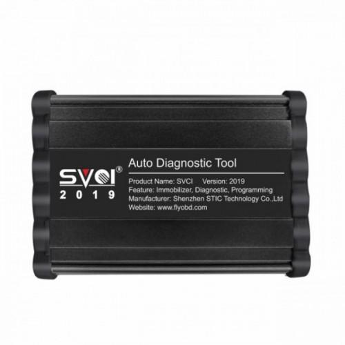 SVDI 2019 Auto Diagnostic Tool Review