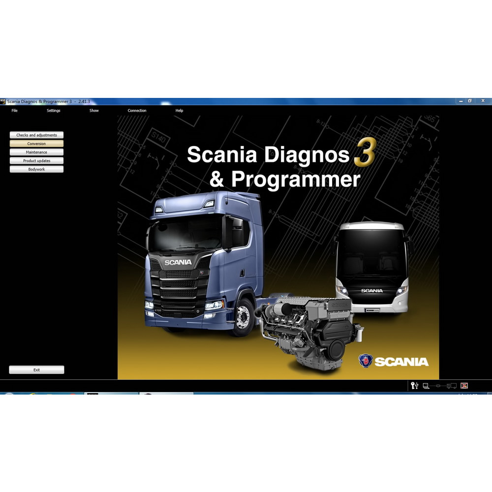 How to Install Scania VCI3 Diagnostic and Programming Software Scania SDP3