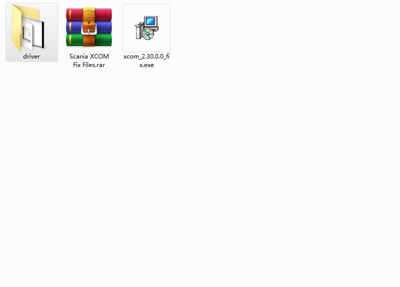 Scania XCOM V2.30 Diagnostic Software Installation Guide