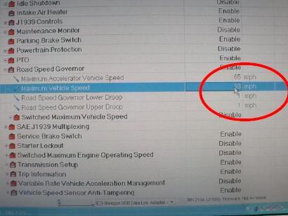Cummins-Insite-Change-Road-Speed-Parameter-for-Saf-T-Liner-C2-6