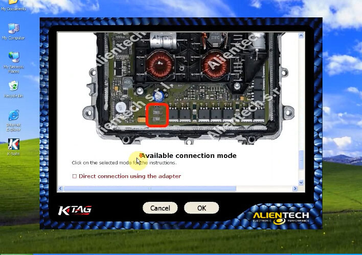 Ktag 2 25 Can Read  Write Ecu From Mercedes W203 Me 9 7  Wiring Diagram