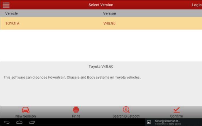 Lexus-ES250-Tire-Pressure-Sensor-Programming-by-Launch-X431-2